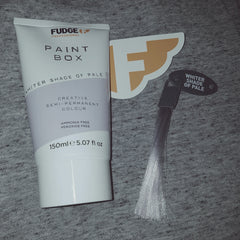Fudge Paintbox Whiter Shade of Pale Toning Colour