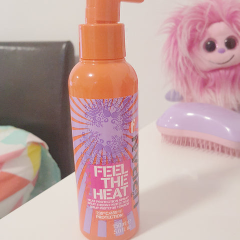 Fudge Urban 'Feel The Heat' Protection Spray