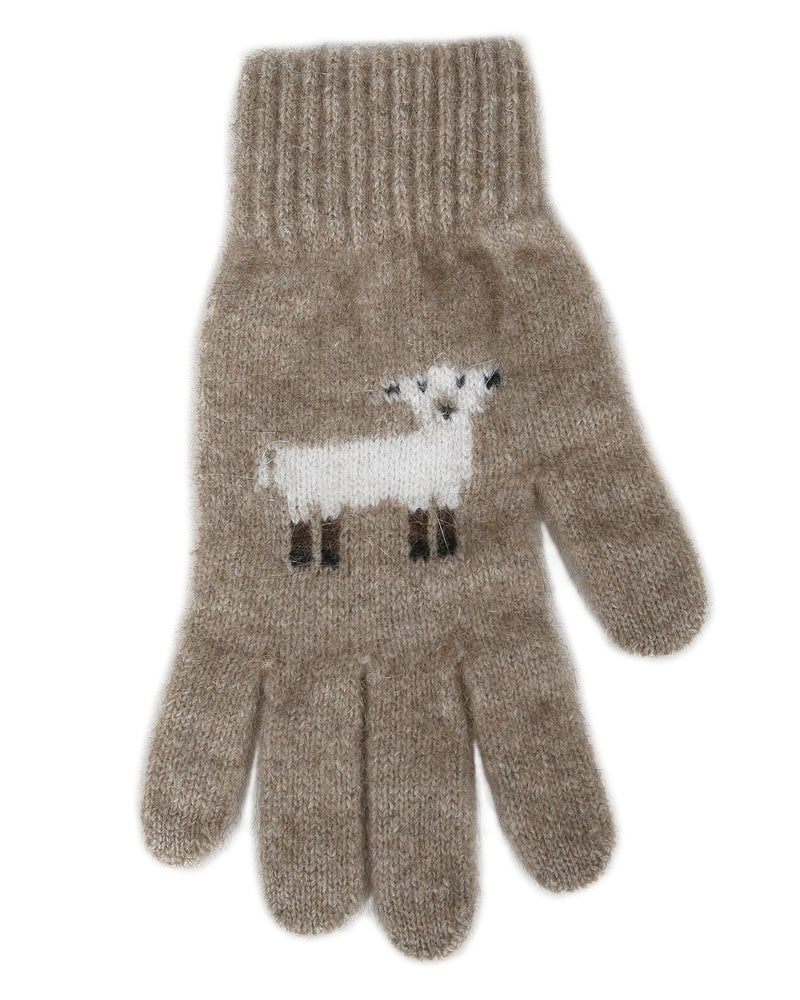 Possum Sheep Glove Gloves Lothlorian