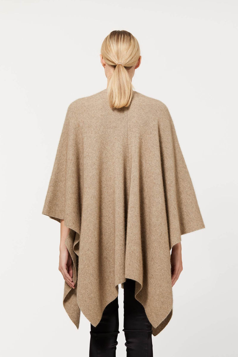 Cape with button detail Women Cape McDonald