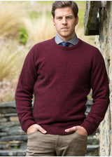 Cambridge Crew Mens Sweater Noble Wilde