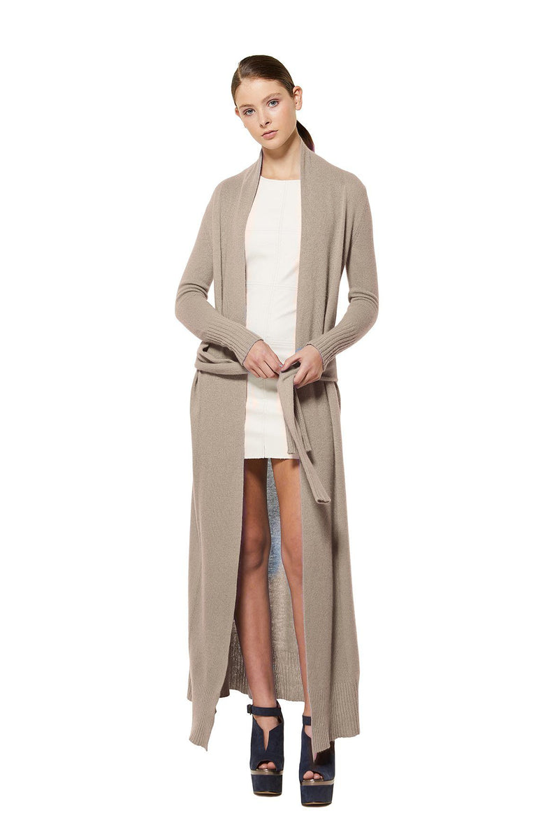 Long Cardi Women Cardigan Elka