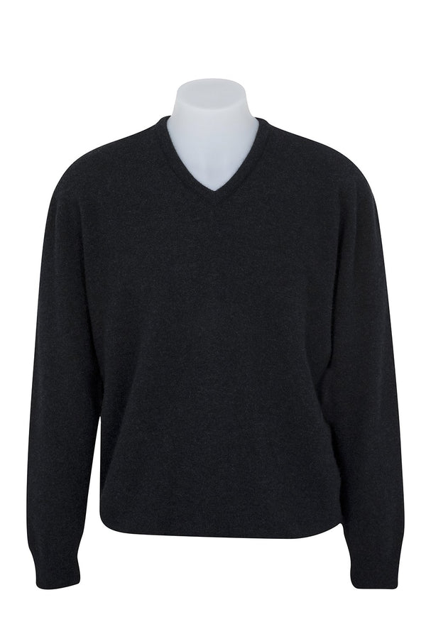 V Neck plain Sweater 3