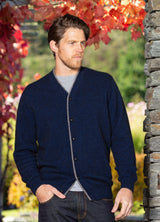Kent Cardigan Mens Cardigan Noble Wilde