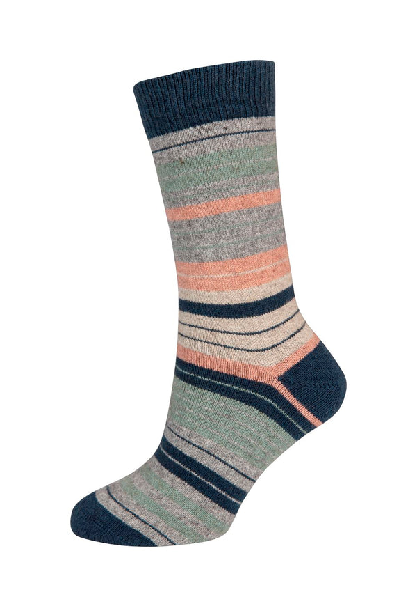 Stripe Socks NX731 Socks Native World