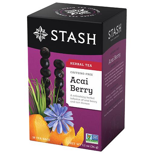 STASH Acai Berry Herbal Tea (18) Ct
