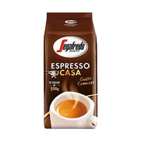 Segafredo Espresso Casa - Gusto Cremoso Whole Bean 1lb Bag