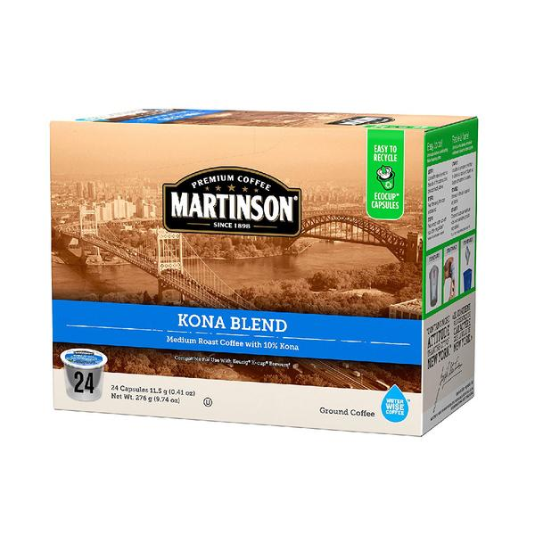 MARTINSON® Kona Blend Coffee Pods (24 ct.)