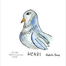 Load image into Gallery viewer, Henri the Pigeon - MAGNET