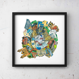 Toronto: Museums - ART PRINT