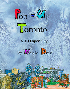 Pop Up Toronto - POP UP BOOK