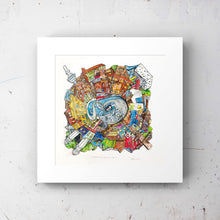 Load image into Gallery viewer, Toronto: Queen Street West - ART PRINT