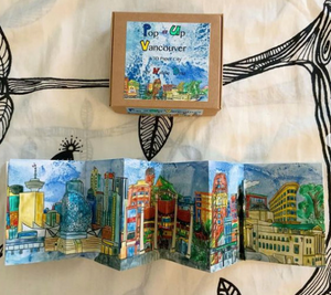 Pop Up Vancouver - POP UP BOOK