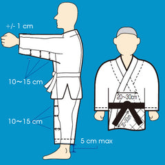 International Judo Federation Judogi Regulation