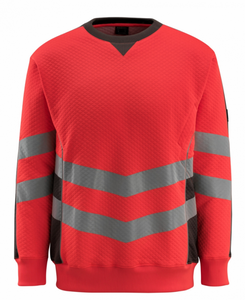 Deluxe Red-Sweat
