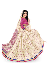 Load image into Gallery viewer, Generic Women's Art Silk Saree (Multi, 5.5-6mtrs)