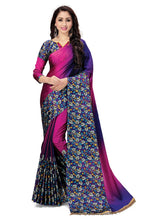 Load image into Gallery viewer, Generic Women's Handloom Cotton Soft Silk Saree (Pink, 5.5-6mtrs)