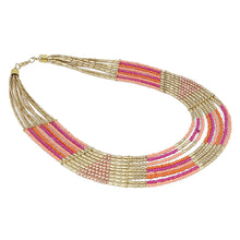 Load image into Gallery viewer, High Finished Multi Colour High Grade Beautiful Beads Necklace