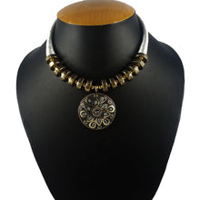 Load image into Gallery viewer, Fashion Jewellery Collection Rajasthani Office wear Beads Necklace