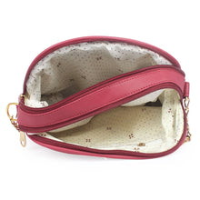 Load image into Gallery viewer, Generic Women's Faux Synthetic Leather Sling Bag (Red)
