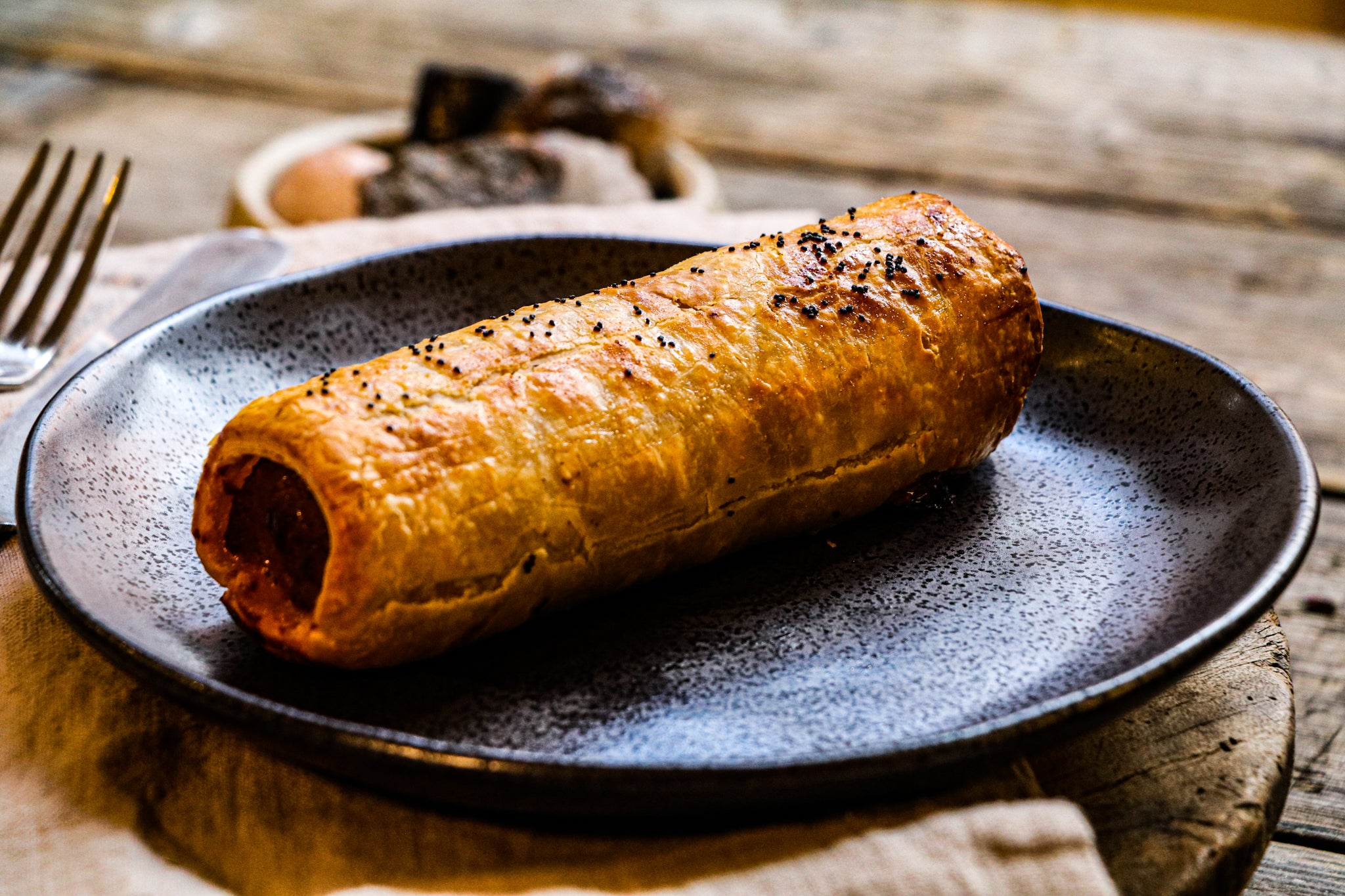 Homemade Sausage Roll