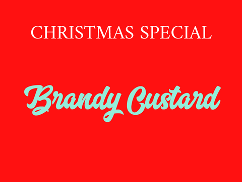 Brandy Custard 1 litre