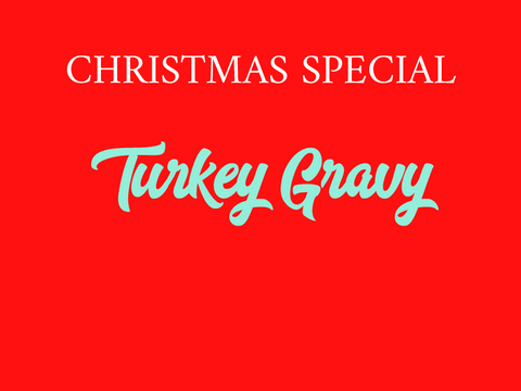 Turkey Gravy 1 litre