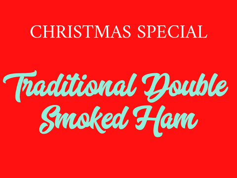 Traditional Double Smoked Ham