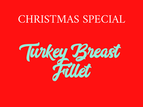 Turkey Breast Fillet