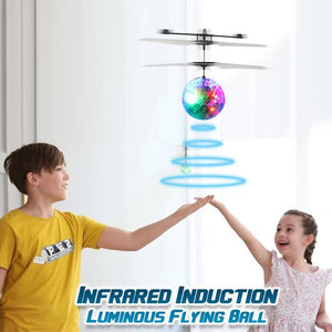 Infrared Induction Luminous Flying Ball