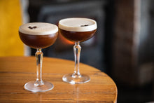 Load image into Gallery viewer, *SOLD OUT* SALTED CARAMEL ESPRESSO MARTINI (500ml, 5 serves)