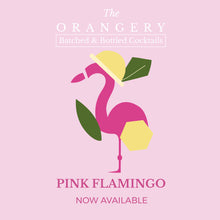 Load image into Gallery viewer, *SOLD OUT* PINK FLAMINGO COCKTAIL (500ml, 5 serves)