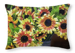 Load image into Gallery viewer, Helianthus - Throw Pillow