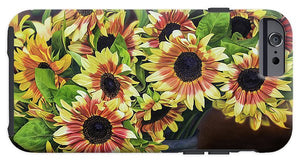 Helianthus - Phone Case