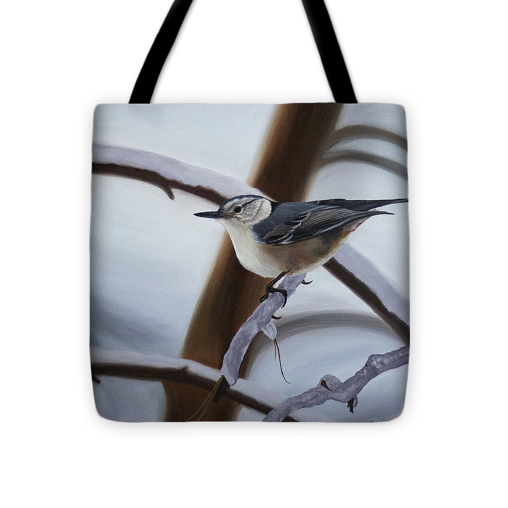 Nuthatch - Tote Bag