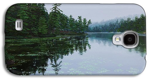 Opalescent Lake - Phone Case