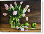 Load image into Gallery viewer, Tulips for Grandpa - Canvas Print