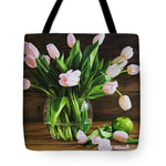 Load image into Gallery viewer, Tulips for Grandpa - Tote Bag