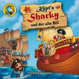Coppenrath Käpt`n Sharky-Bildergeschichten