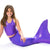MAGICAL MERMAIDS Purple