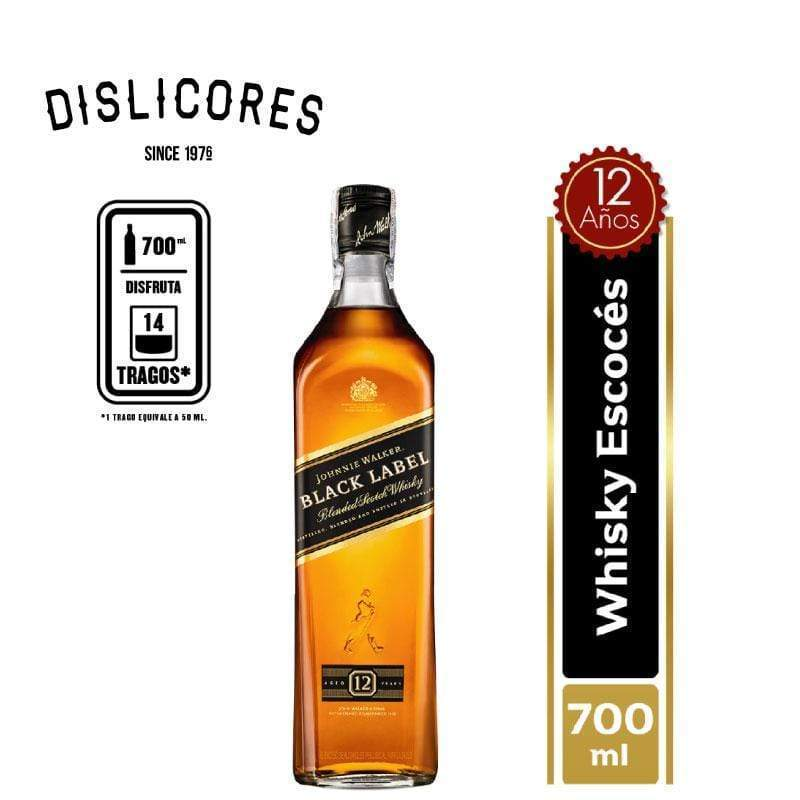 Johnnie Walker Black Label - TRM Bogotá