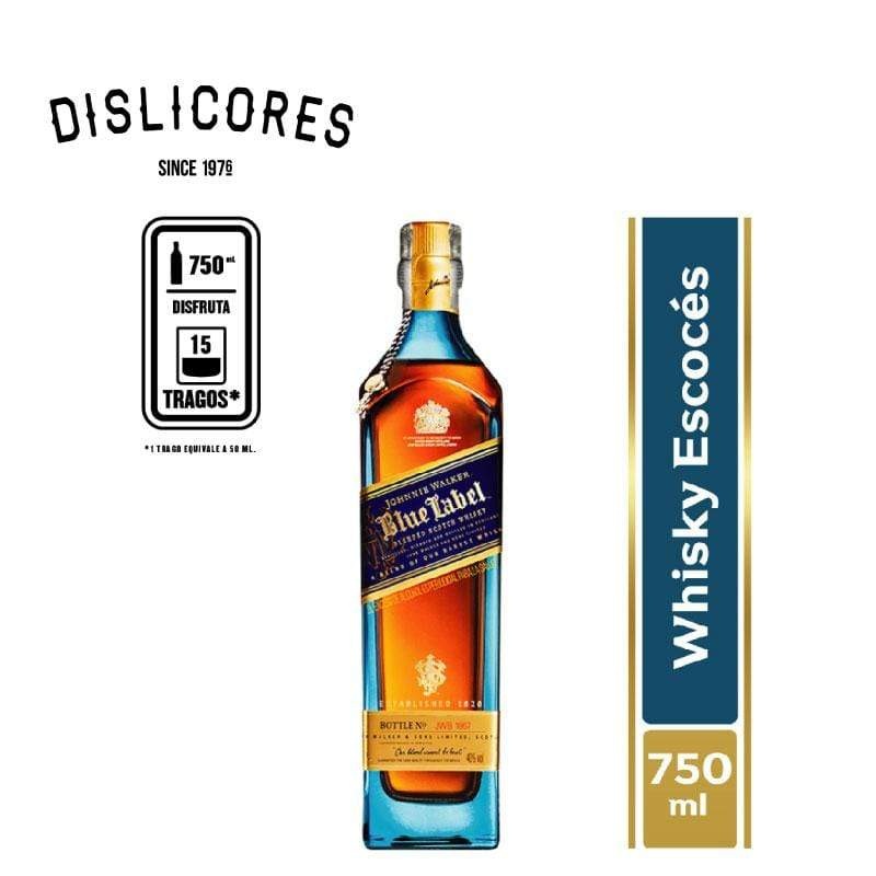 Johnnie Walker Blue Label - TRM Bogotá