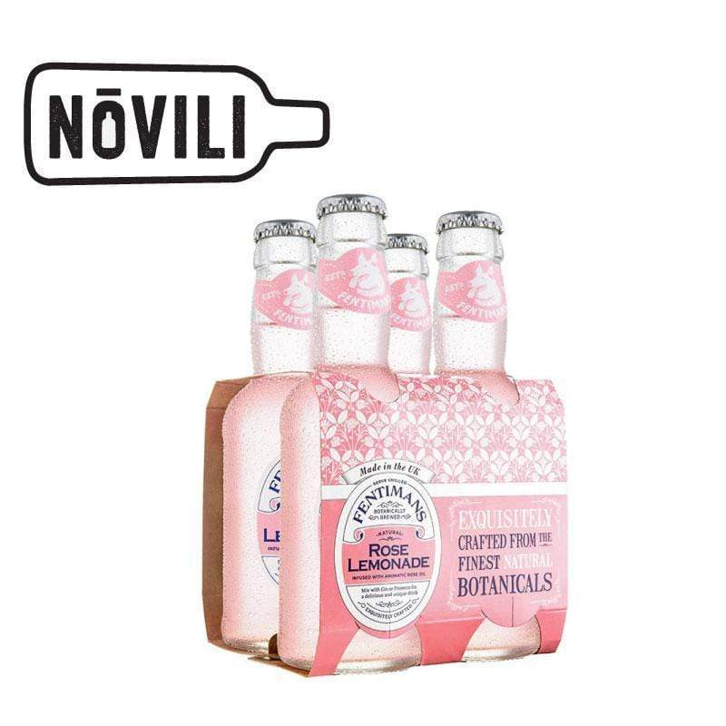 Fentimans Rose Lemonade Pack x 4 - TRM Bogotá