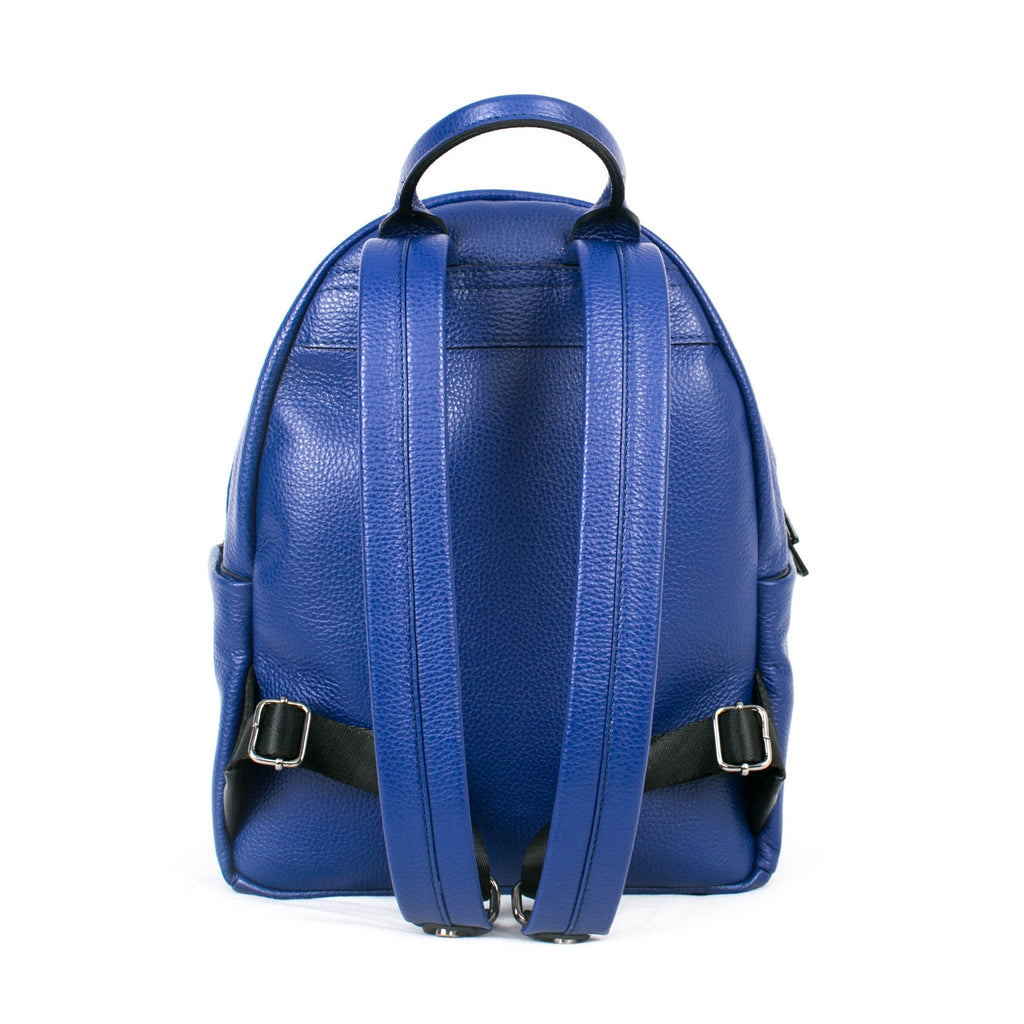 Women's Crown Backpack | Cobalt Leather