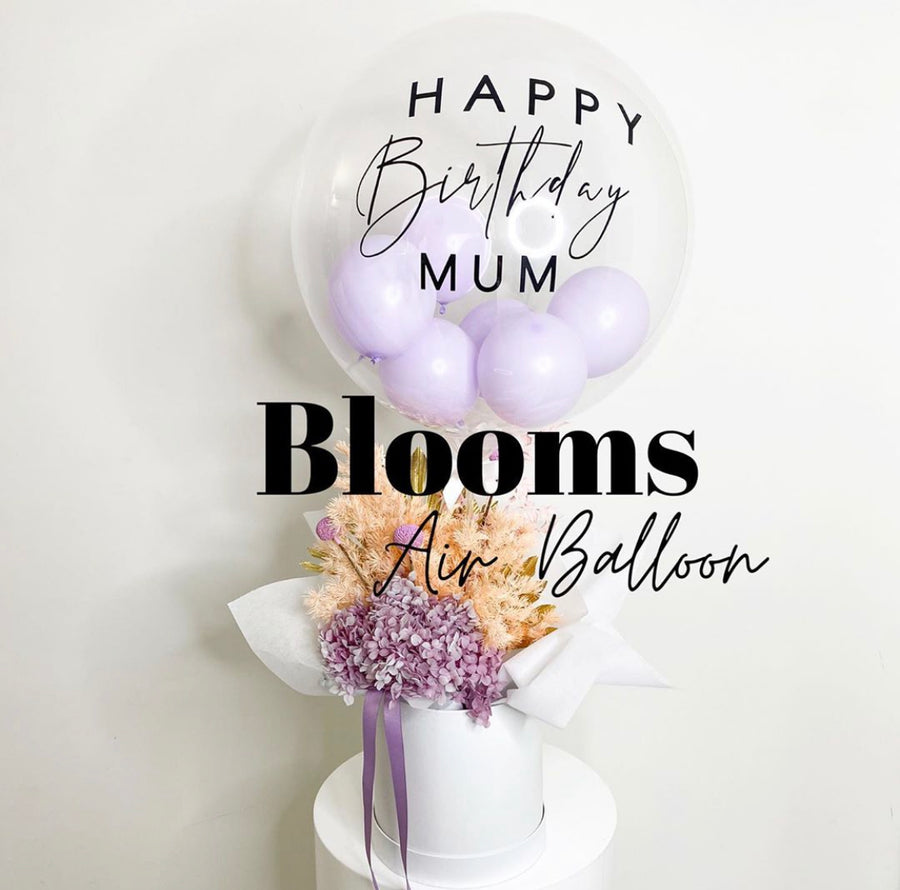 Blooms Air Balloon
