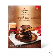 Load image into Gallery viewer, Maple Truffle Butter Cookies - 8.4oz