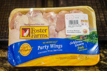 Load image into Gallery viewer, Foster Farms Party Pack Chicken Wings, 4.75-5.0 lb