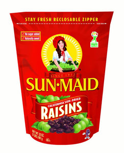 Sun-Maid Natural California Raisins, 32 oz