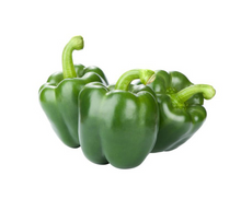 Load image into Gallery viewer, Green Bell Pepper 5 lb bag