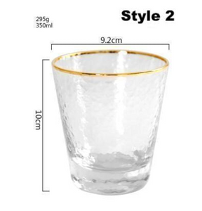 Classy Glass collection, Style 2